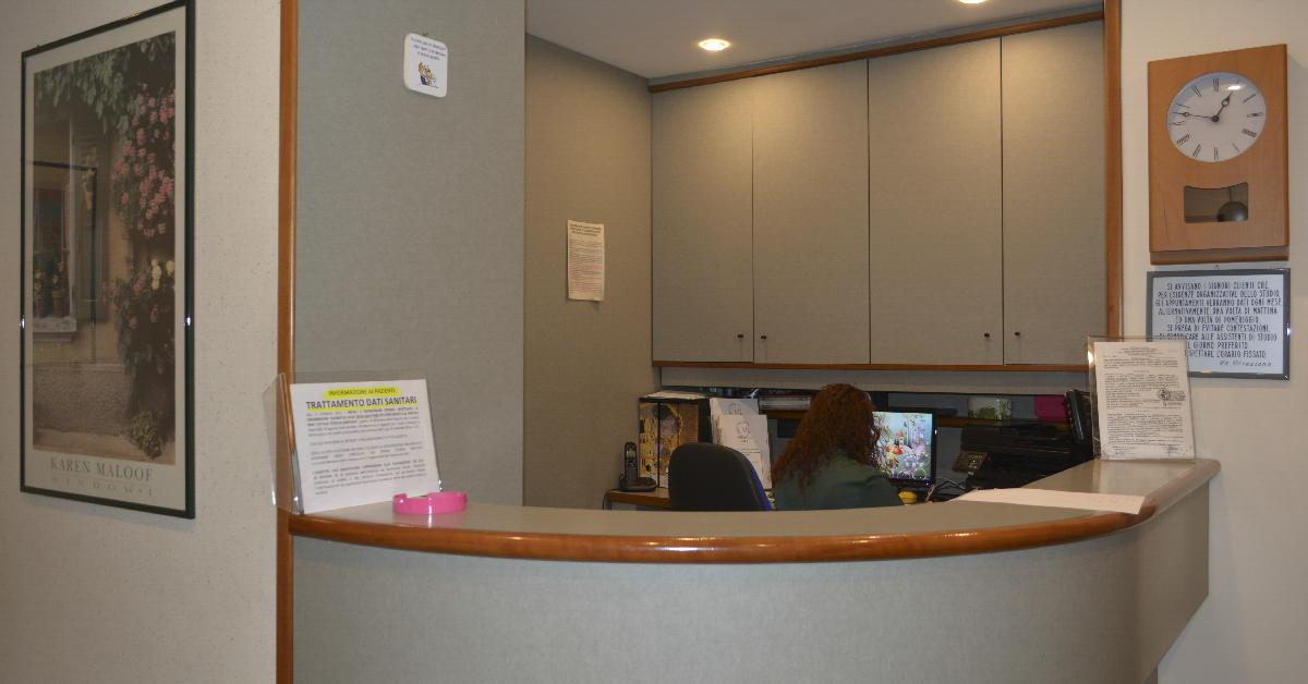 Centro Direzionale - Reception