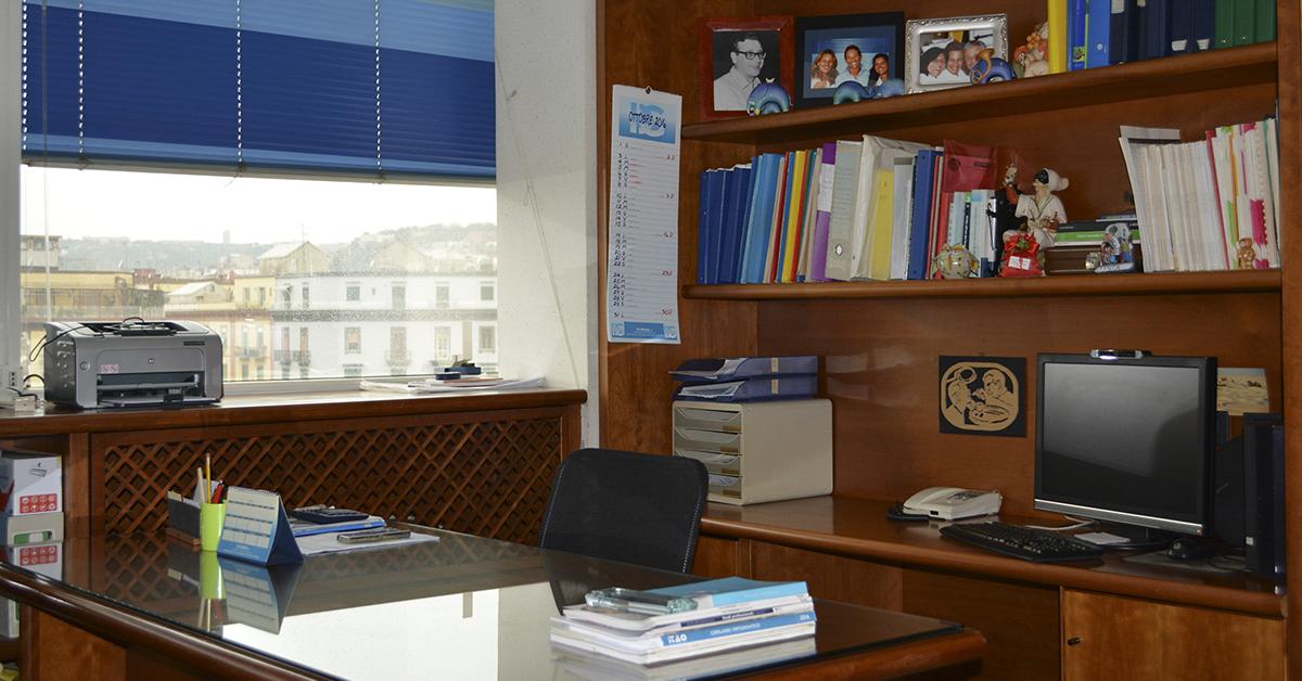 Centro Direzionale - Ufficio