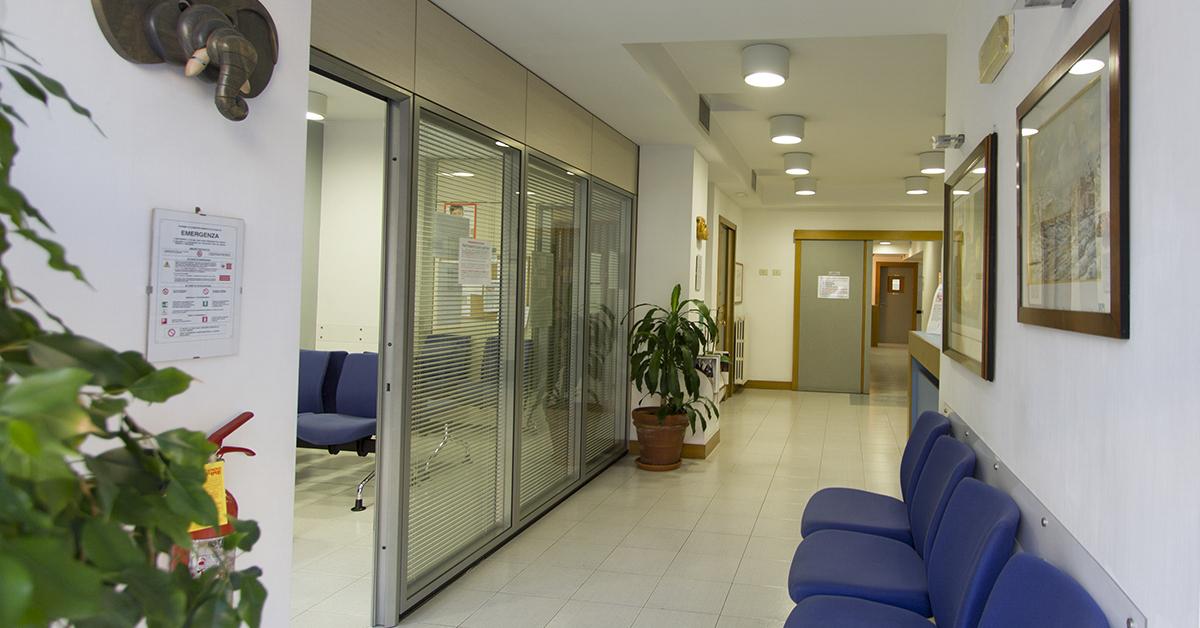 CNO - sala d'attesa